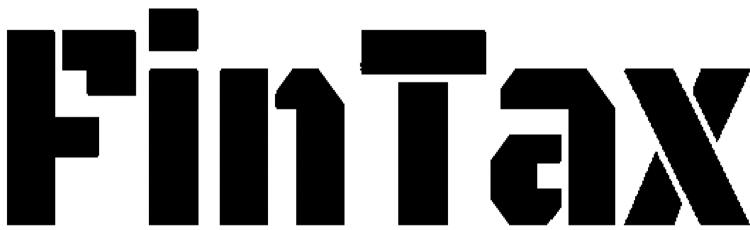 FinTax Startup Consultants Pvt. Ltd